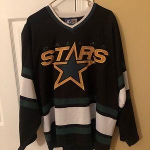 NHL Dallas Stars Hockey Jersey
